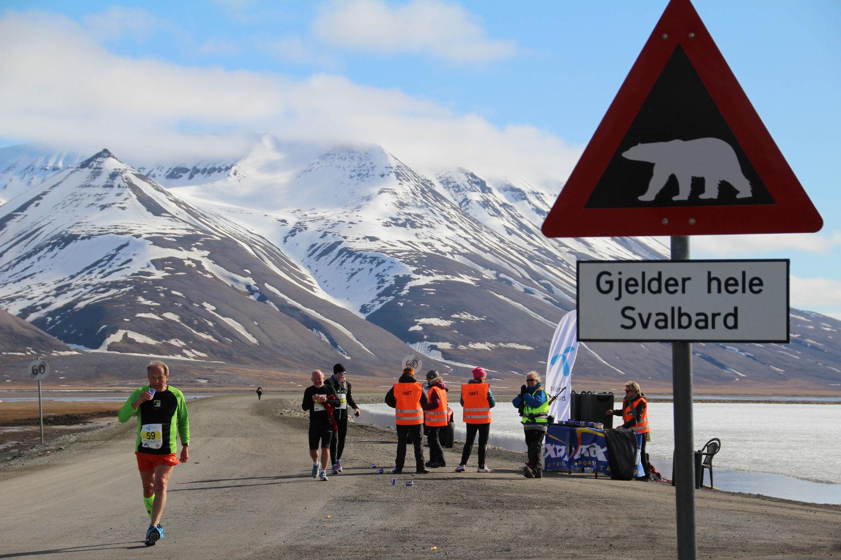 Spitsbergen Marathon Scan Magazine