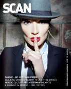 Scan Magazine, Issue 112, May 2018 Cover