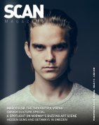 Scan Magazine, Issue 113, June 2018 Cover