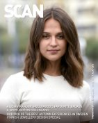 Scan Magazine, Issue 115, August 2018 Cover
