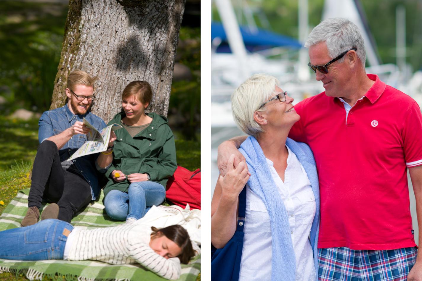 Östergötland: bringing together wildlife and city life - Scan Magazine