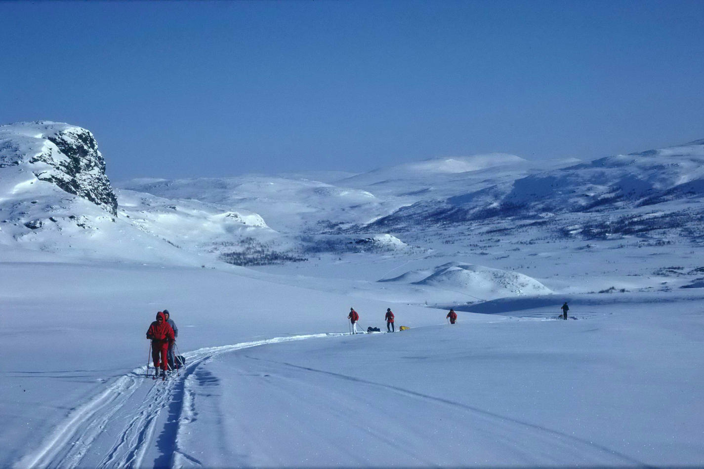 Clear skies over the tundra: Tundrea – a gateway to the beautiful North - Scan Magazine