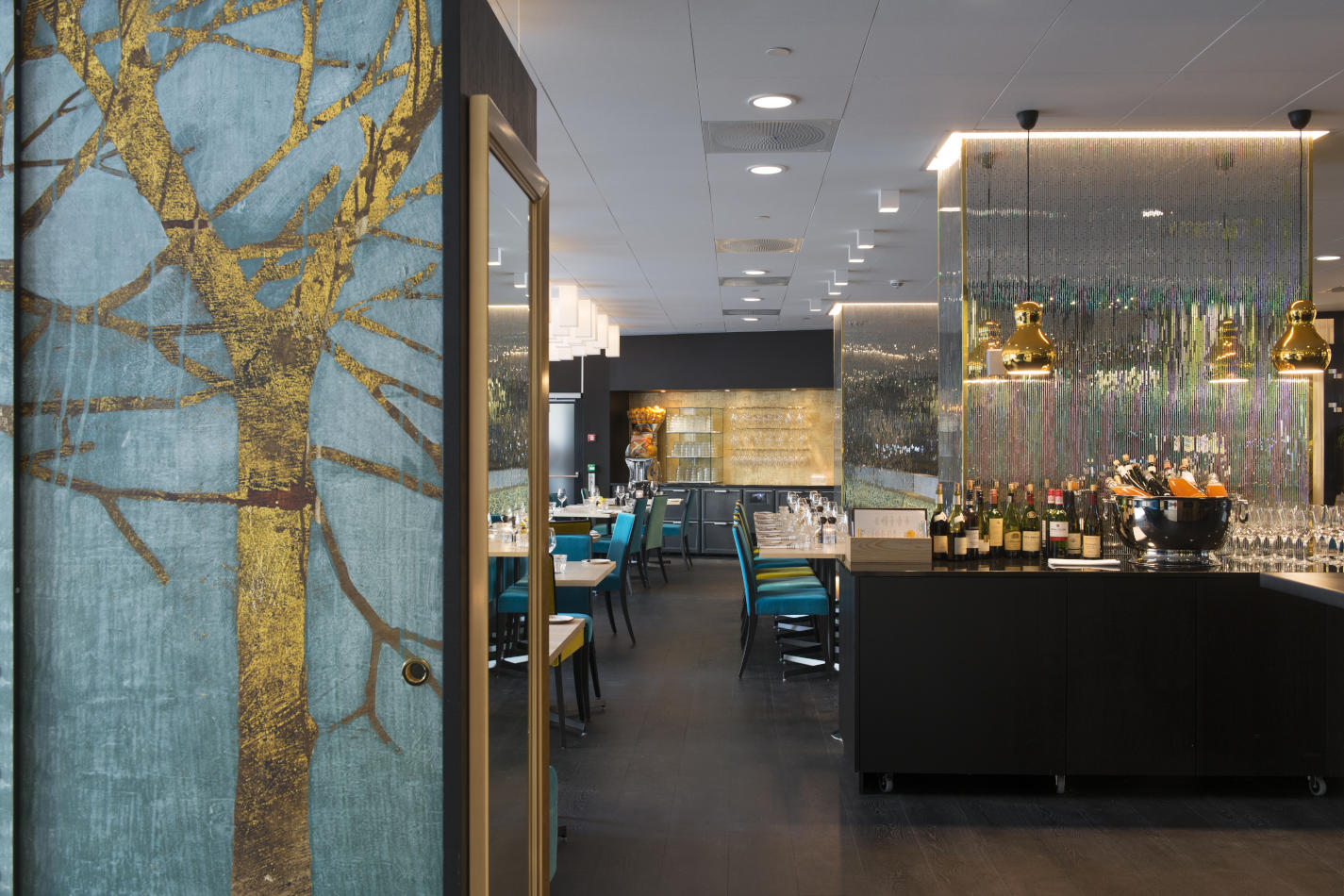 Trond Ramsøskar AS: Norway´s most colourful interiors - Scan Magazine