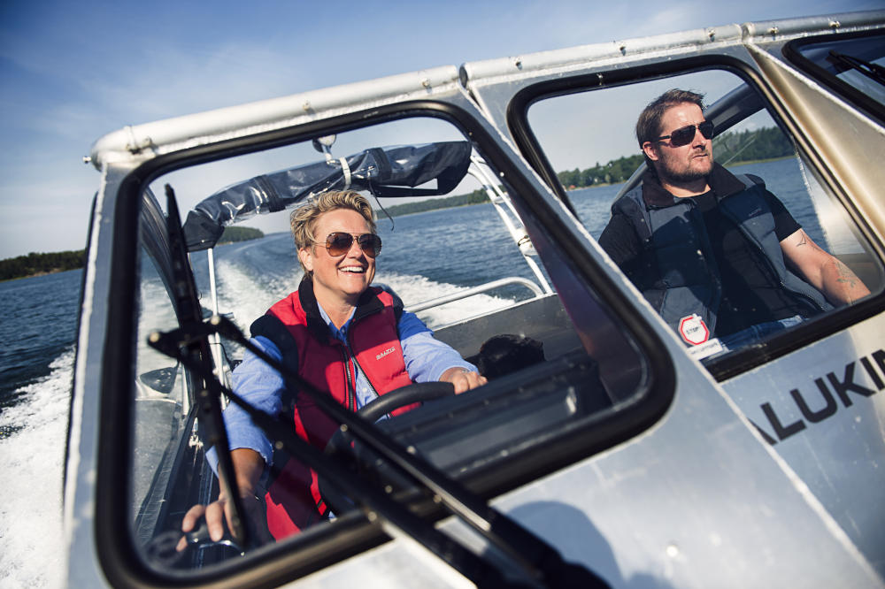 ALUKIN aluminium boats, for an easy, breezy and beautiful life at sea | Scan Magazine