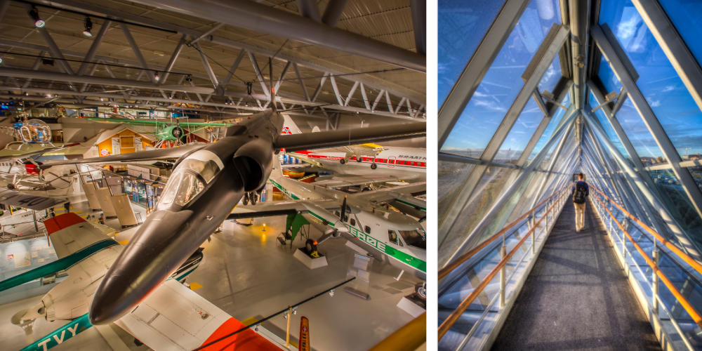 Norwegian Aviation Museum: Uniting a nation and creating international crises - Scan Magazine