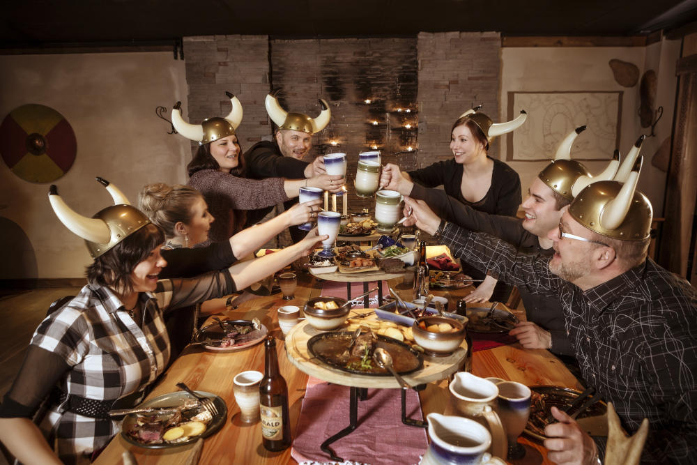 Viking Restaurant Harald | Travel back in time to find your inner Viking | Scan Magazine