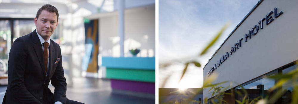 Kosta Boda Art Hotel | World class excellence unlike any other