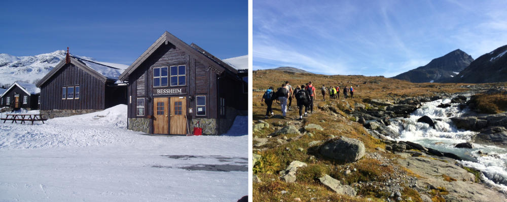 Jotunheimen Haute Route | a challenge taking you to new heights