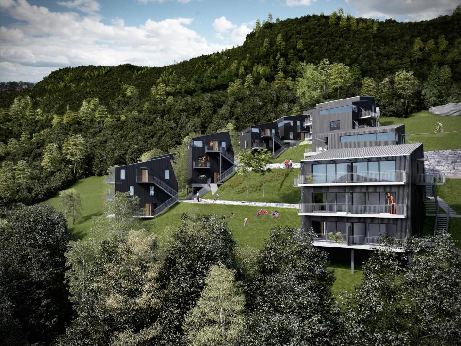 En til En Arkitekter | Combining flexible and beautiful solutions