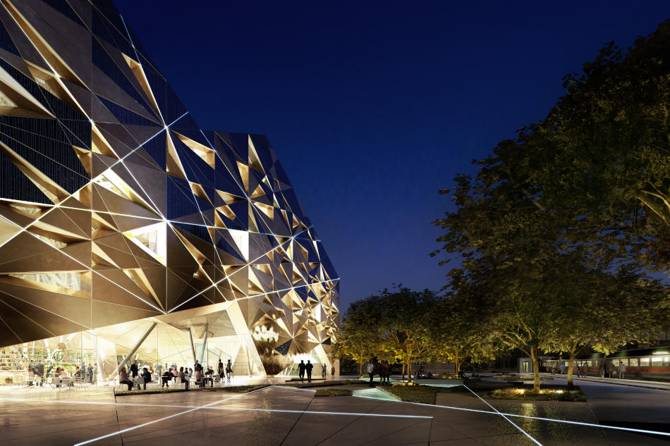 Utopia | Saving the world one building at time | Scan Magazine