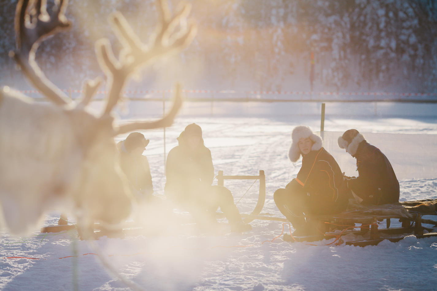 Destination Jokkmokk | A different kind of life | Scan Magazine