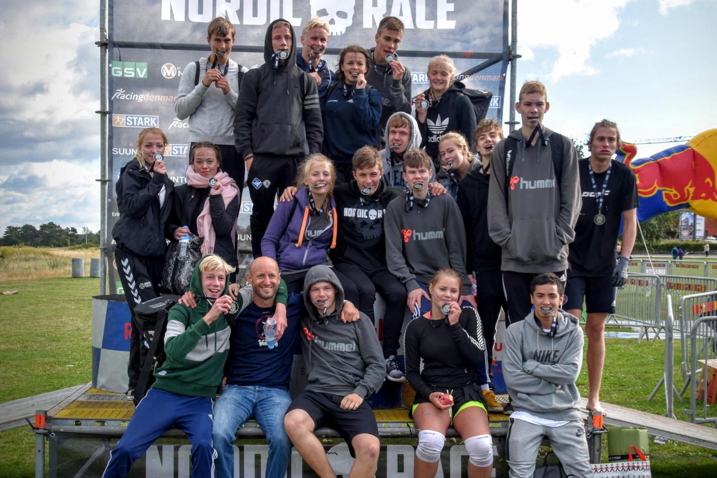 Brøndby Idrætsefterskole | Keep it simple | Scan Magazine