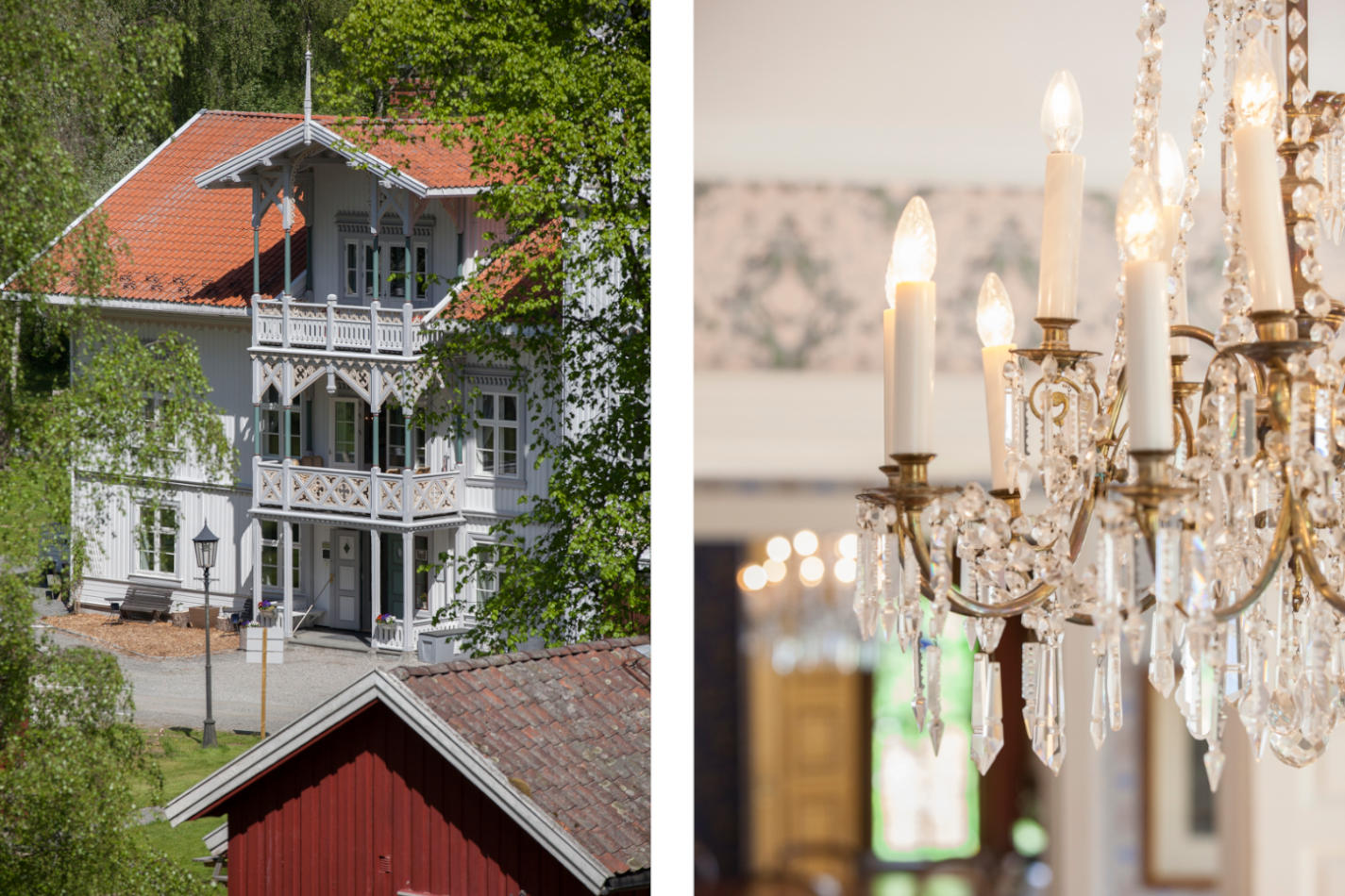 Eidsverket | Work and relaxation in stately surroundings | Scan Magazine