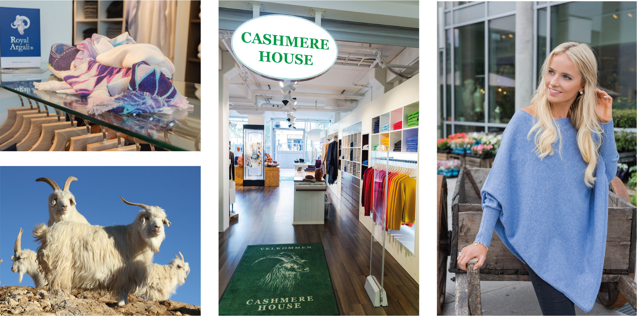 Cashmere House in Scan Magazine