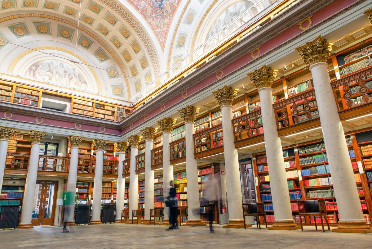 The National Library of Finland | The home of Finnish values, identity and  culture