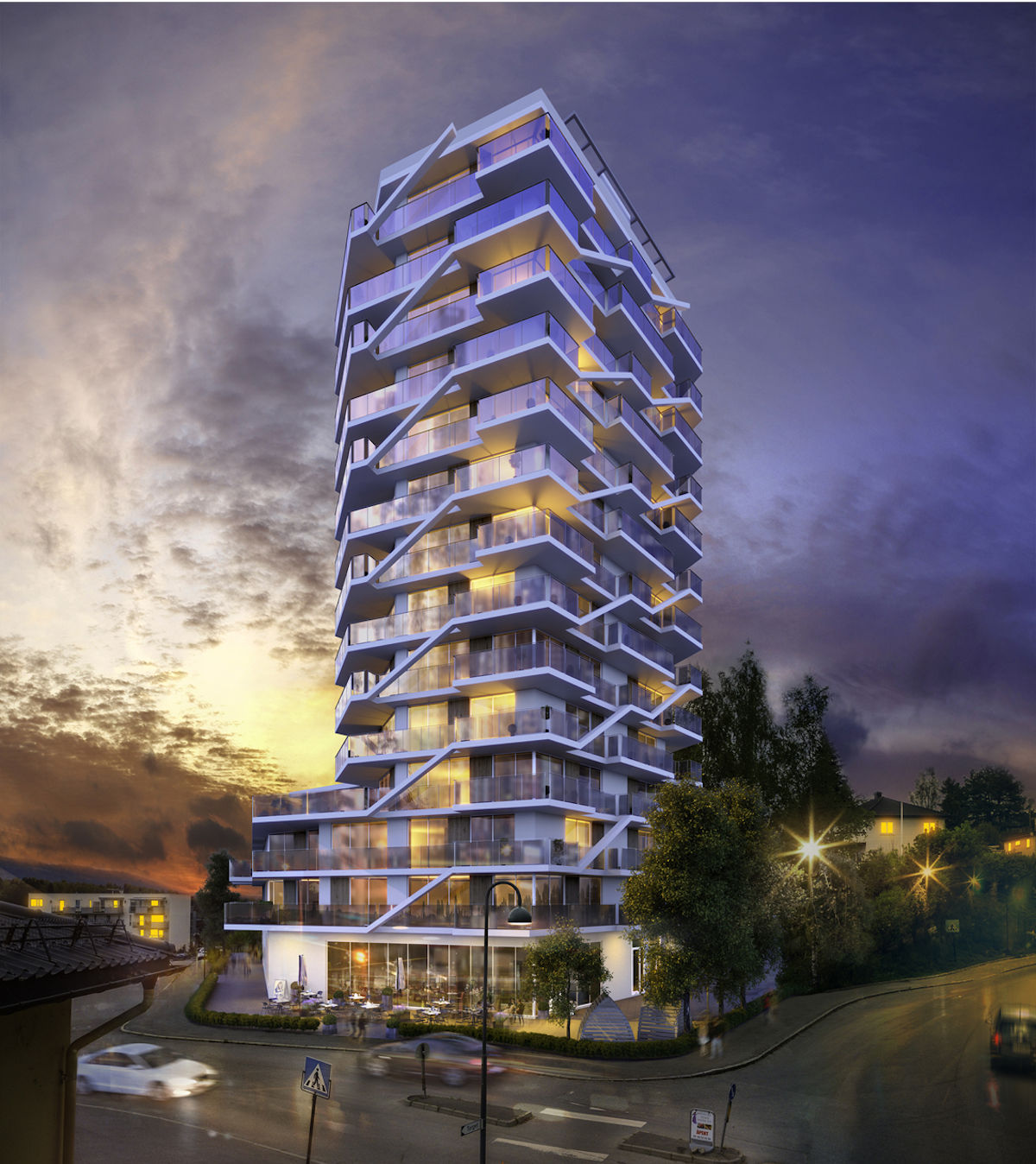 Romfarer Architects