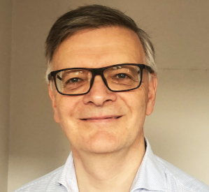 Editor of rbot.dk Aksel Brinck