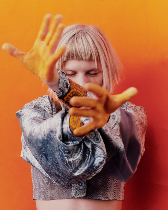 AURORA |'Music is the one language we can all understand' - Scan Magazine