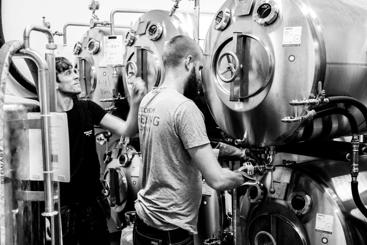 Stockholm Brewing
