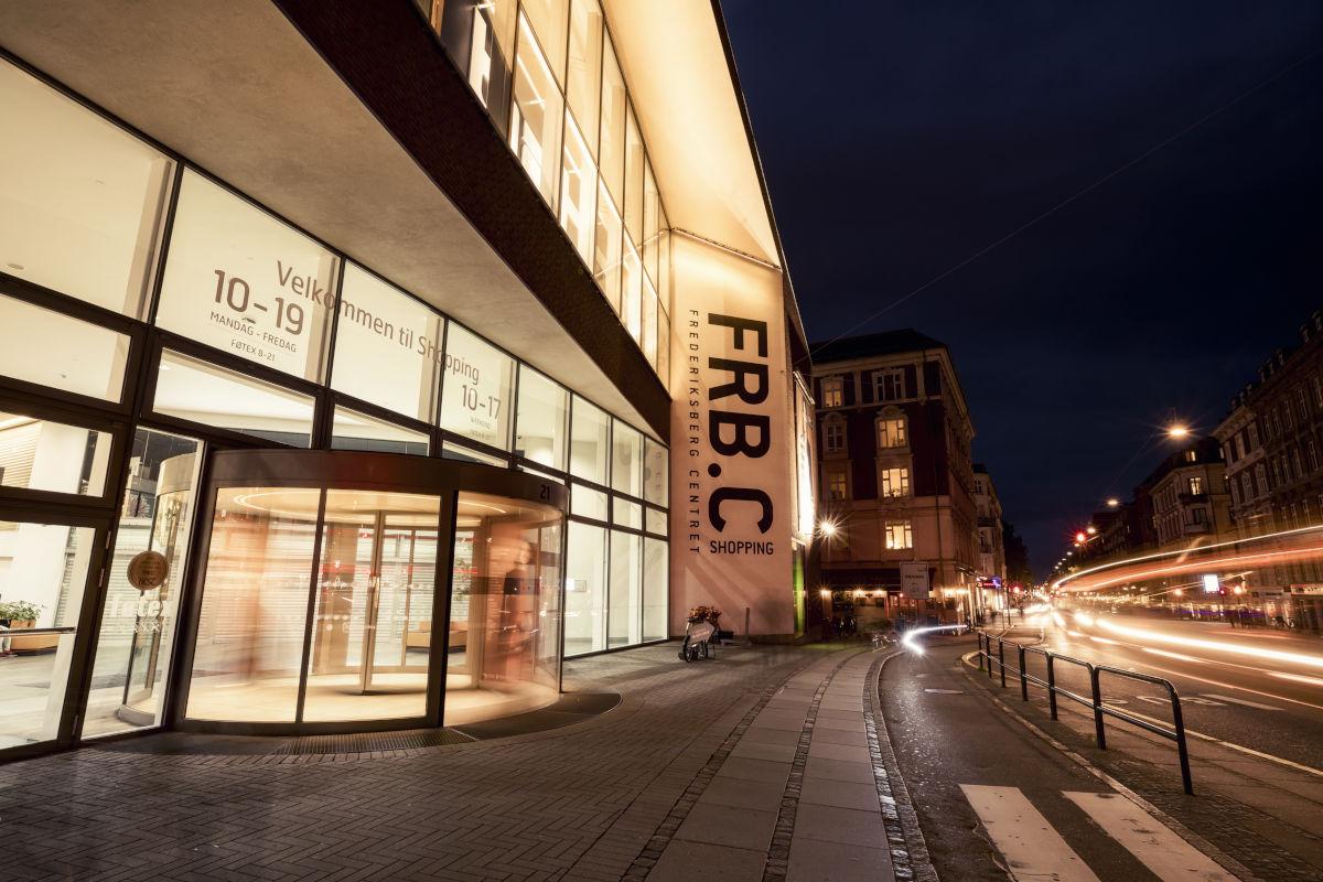 Frederiksberg center butikker