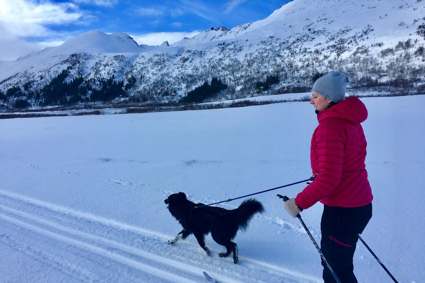 3_AndenesHotell_2_skiing_Alf Ragnar Olsen