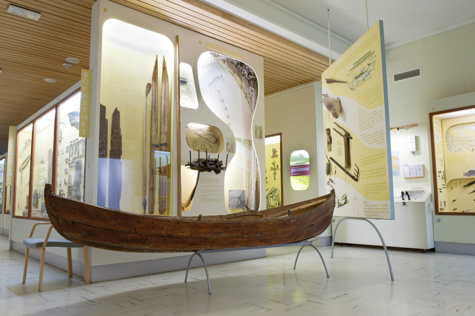 Troms¢Universitetsmuseum_1_Boat_PhotoJuneAasheim_Scan-Magazine-May-2019