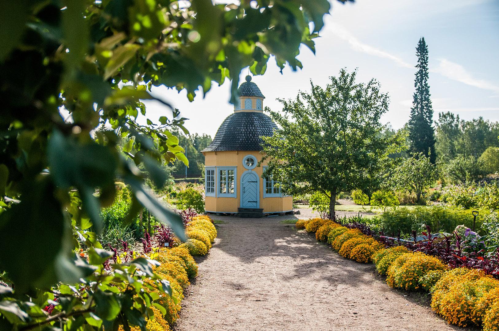 4_Visit Pietarsaari Seutu_4_Rosenlund Garden_Image credit_ Elisa Karhula