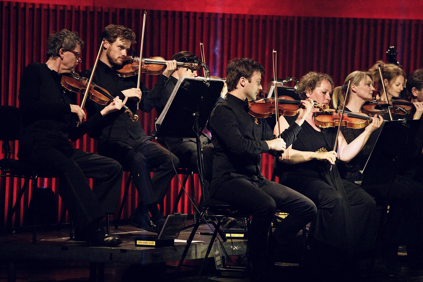 The Danish National Chamber Orchestra | Danmarks underholdningsorkester