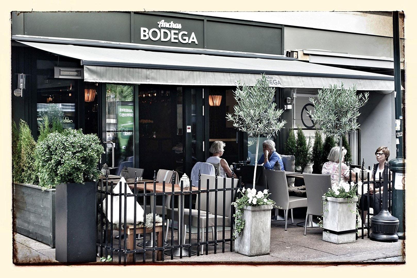 Anchas Bodega exterior