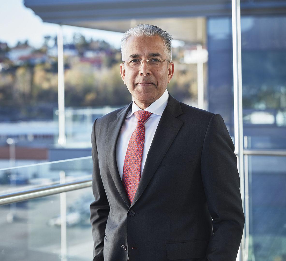 Sameer Kalra, Alfa Laval