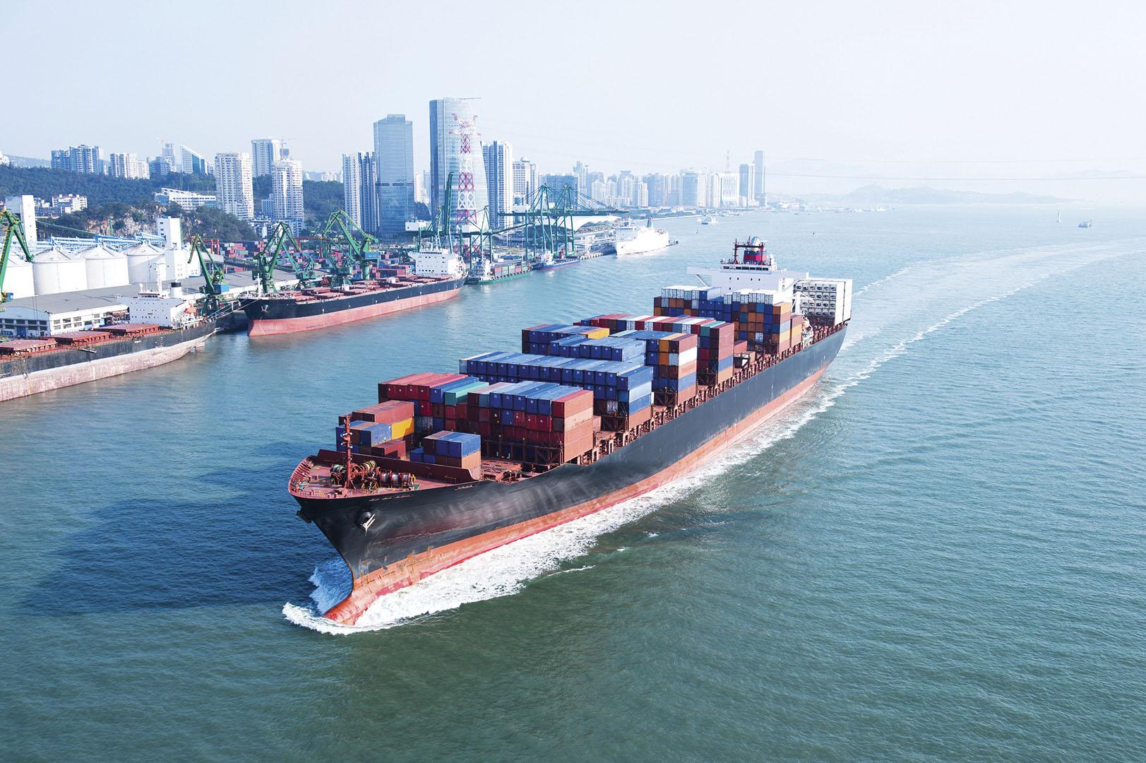 Alfa Laval cargo ship