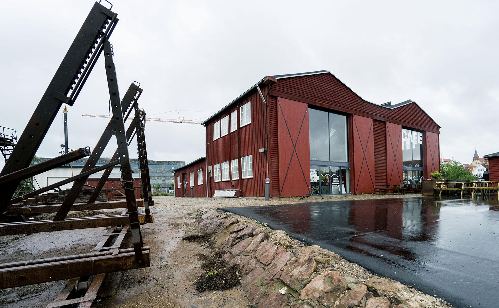 Renoverprisen 2017, Holbæk Skibsværft Holbæk.... nomineret/C