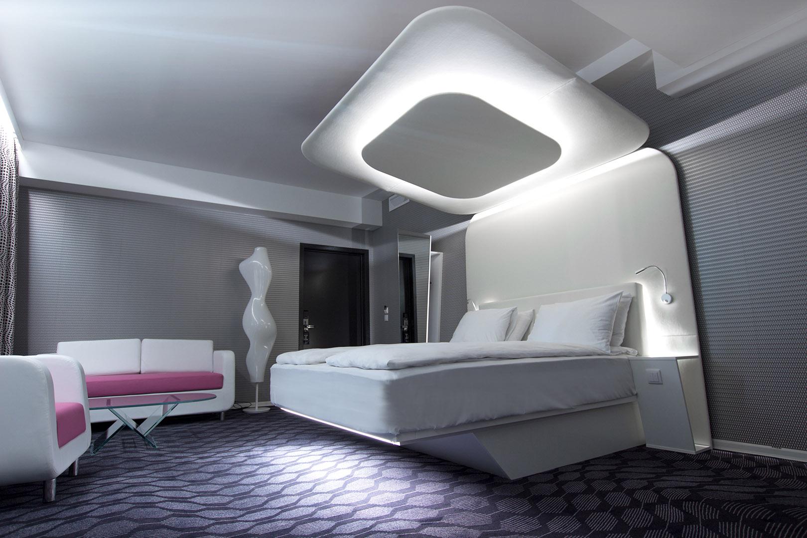 MagicHotel Room