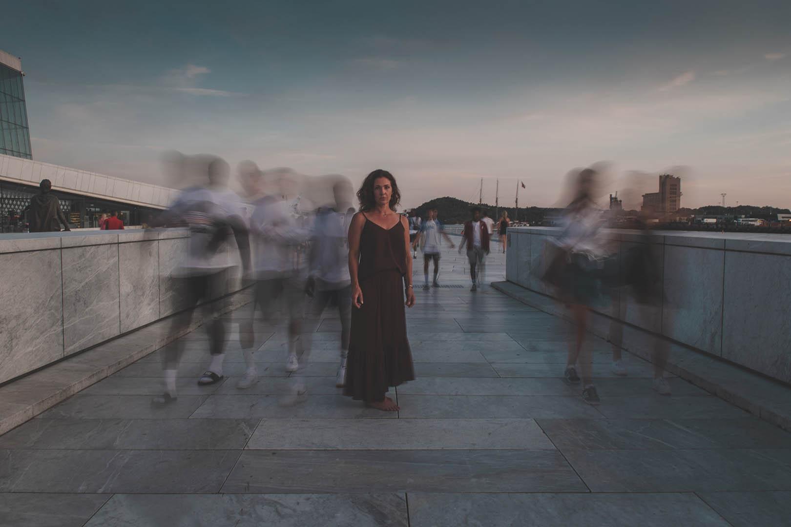 Anna Bülow, In pursuit of veracity, photo by Tor Erik Sagvolden