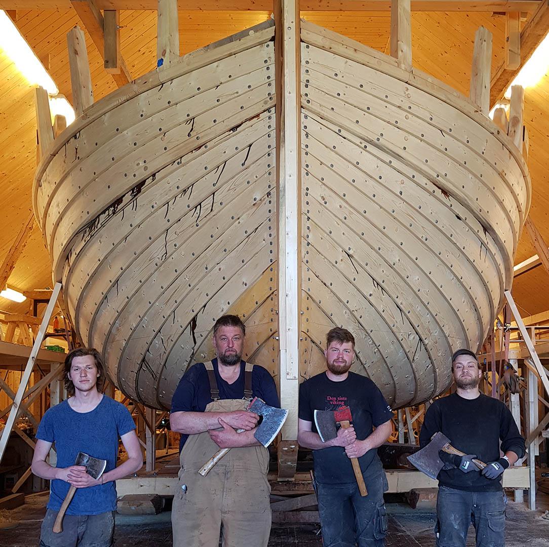 Båtskott Boatyard - Crafting a legacy - Scan Magazine August 2019