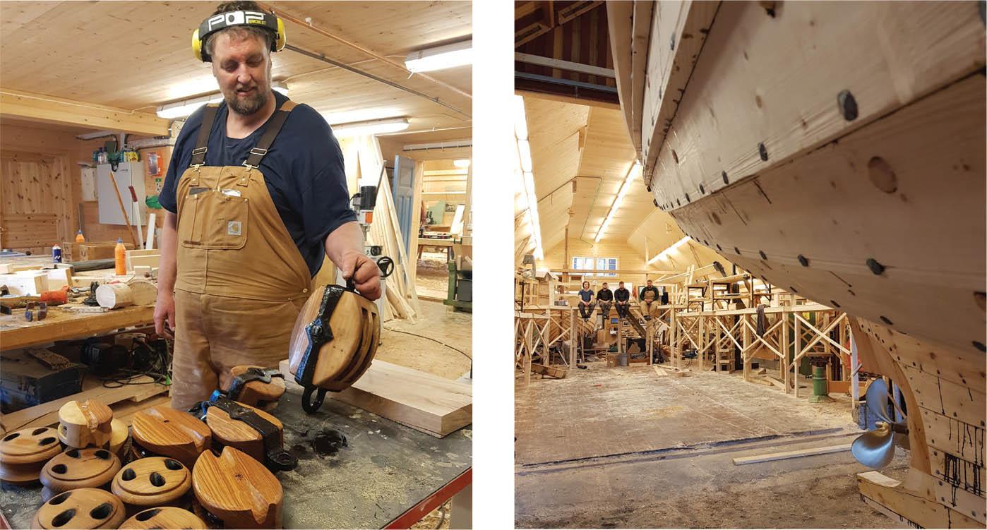 Båtskott Boatyard, Crafting a legacy, Scan Magazine August 2019
