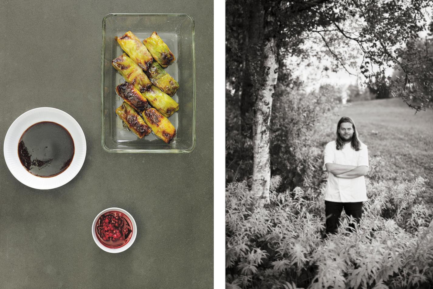 Magnus Nilsson | The Nordic Cookbook | Between candour and nostalgia | Scan Magazine
