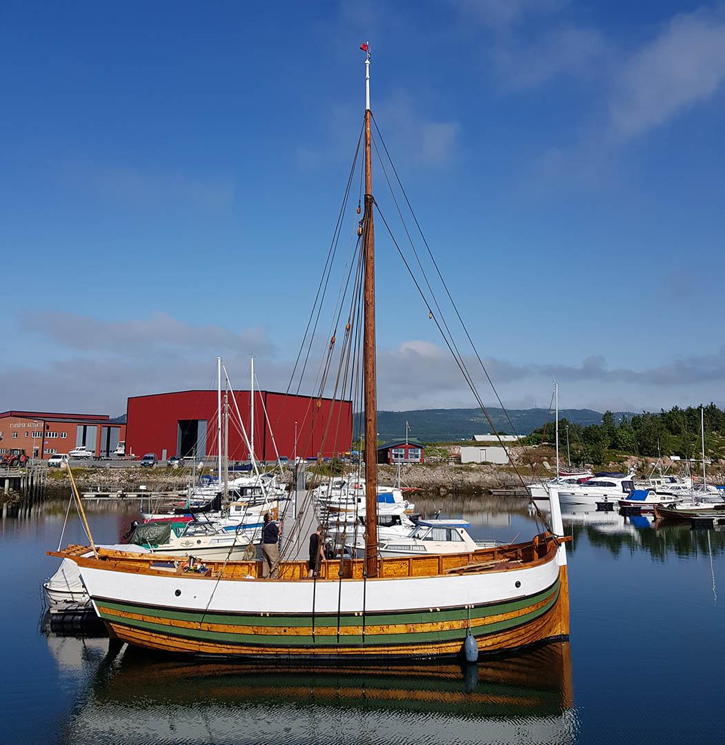 Crafting a legacy, Båtskott Boatyard