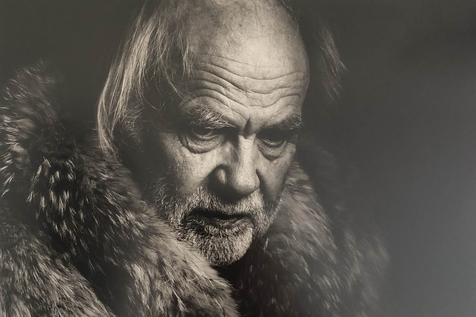 Galleri Lyshuset, The painter of light, The Norwegian painter Kåre Tveter, Photo by Morten Krogvold