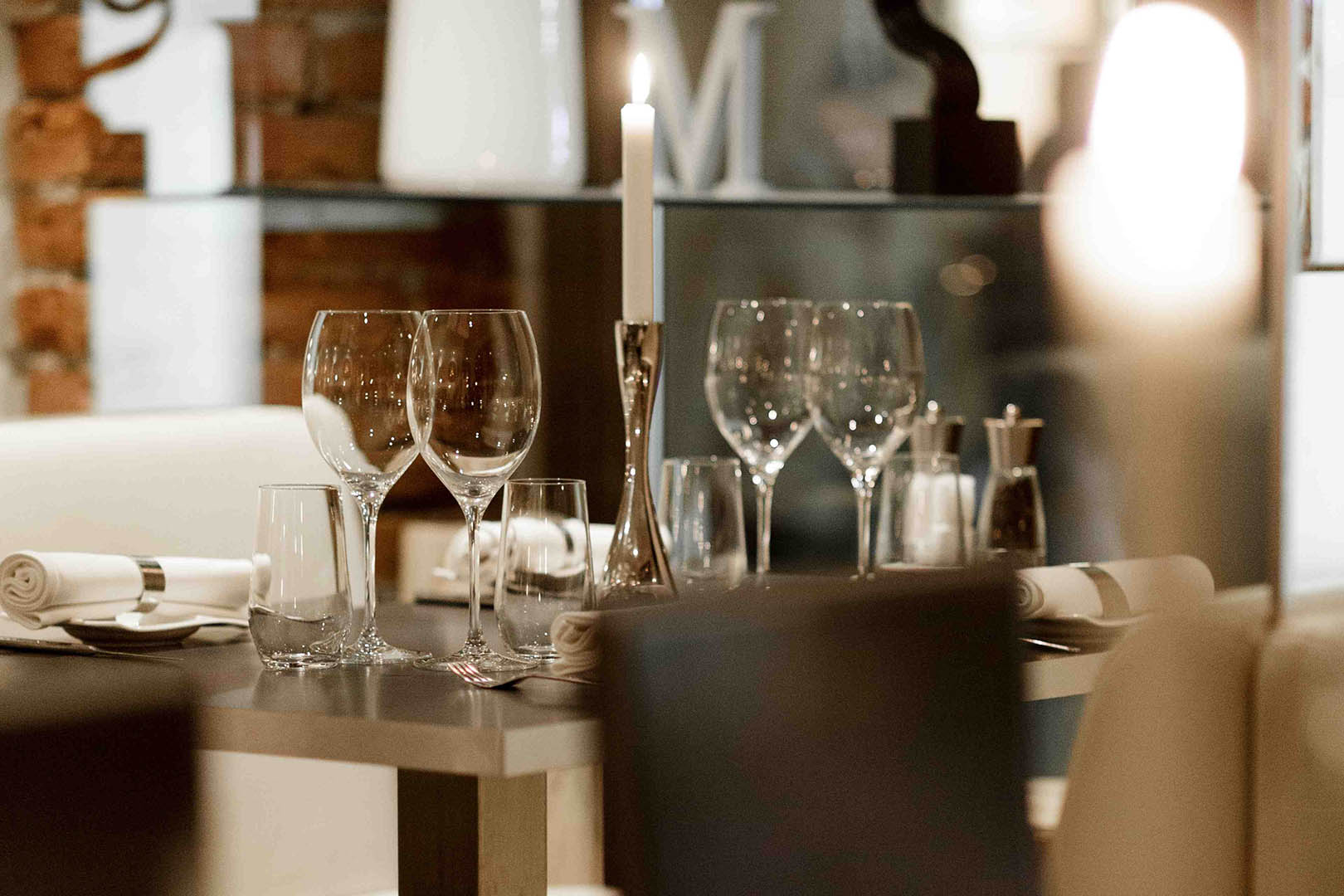 Restaurant Mancini, La Gastronomia Italiana - Scan Magazine, August 2019