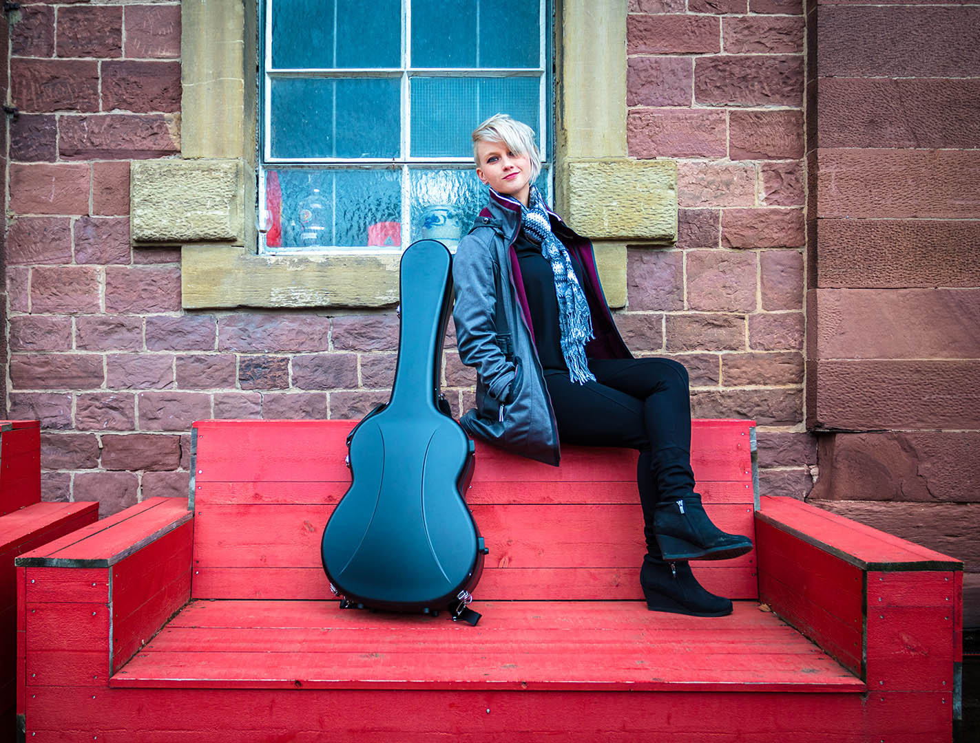 Uppsala International Guitar Festival, Discover the most influential guitar event in Scandinavia, Stephanie Jones