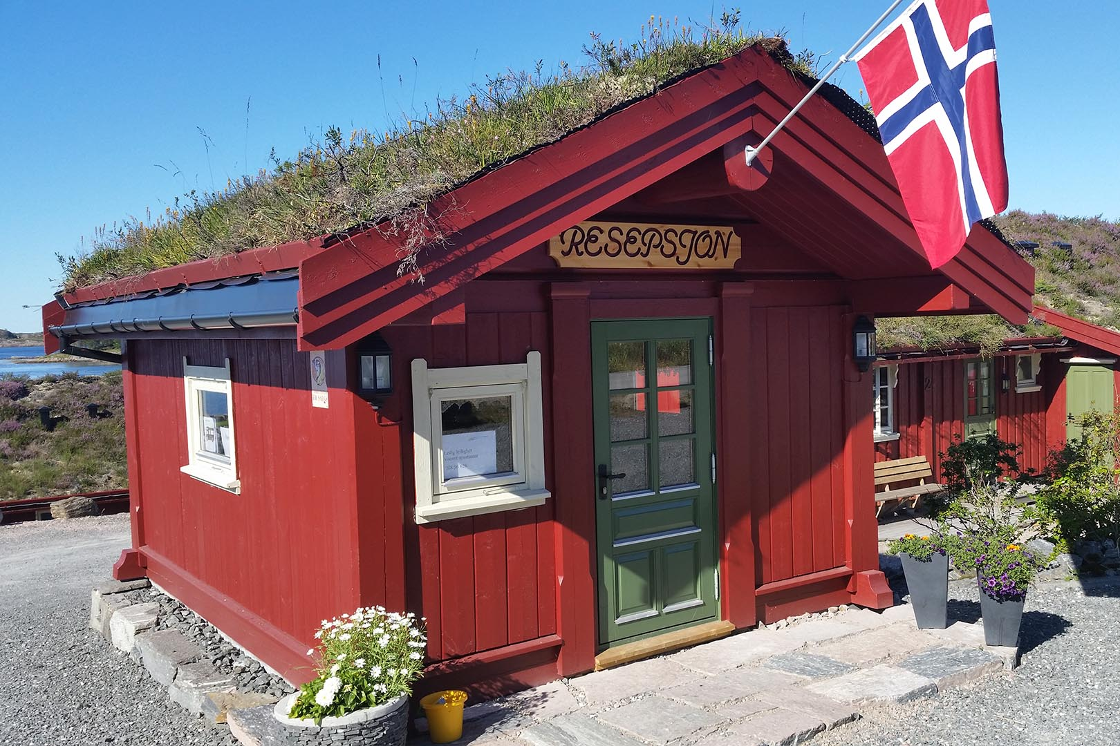 Atlanterhavsveien Sjøstuer: Accommodation at the gateway to the Atlantic Ocean Road, Scan Magazine