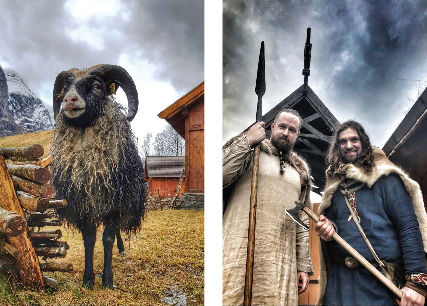 Gudvangen Fjordtell: Learn about Viking history – for real, Scan Magazine