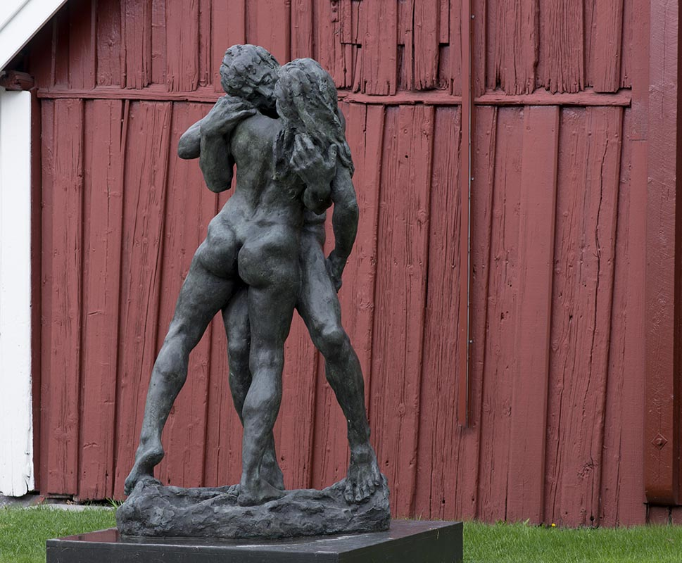 Handelsstedet Bærums Verk: A marketplace of living history, Scan Magazine