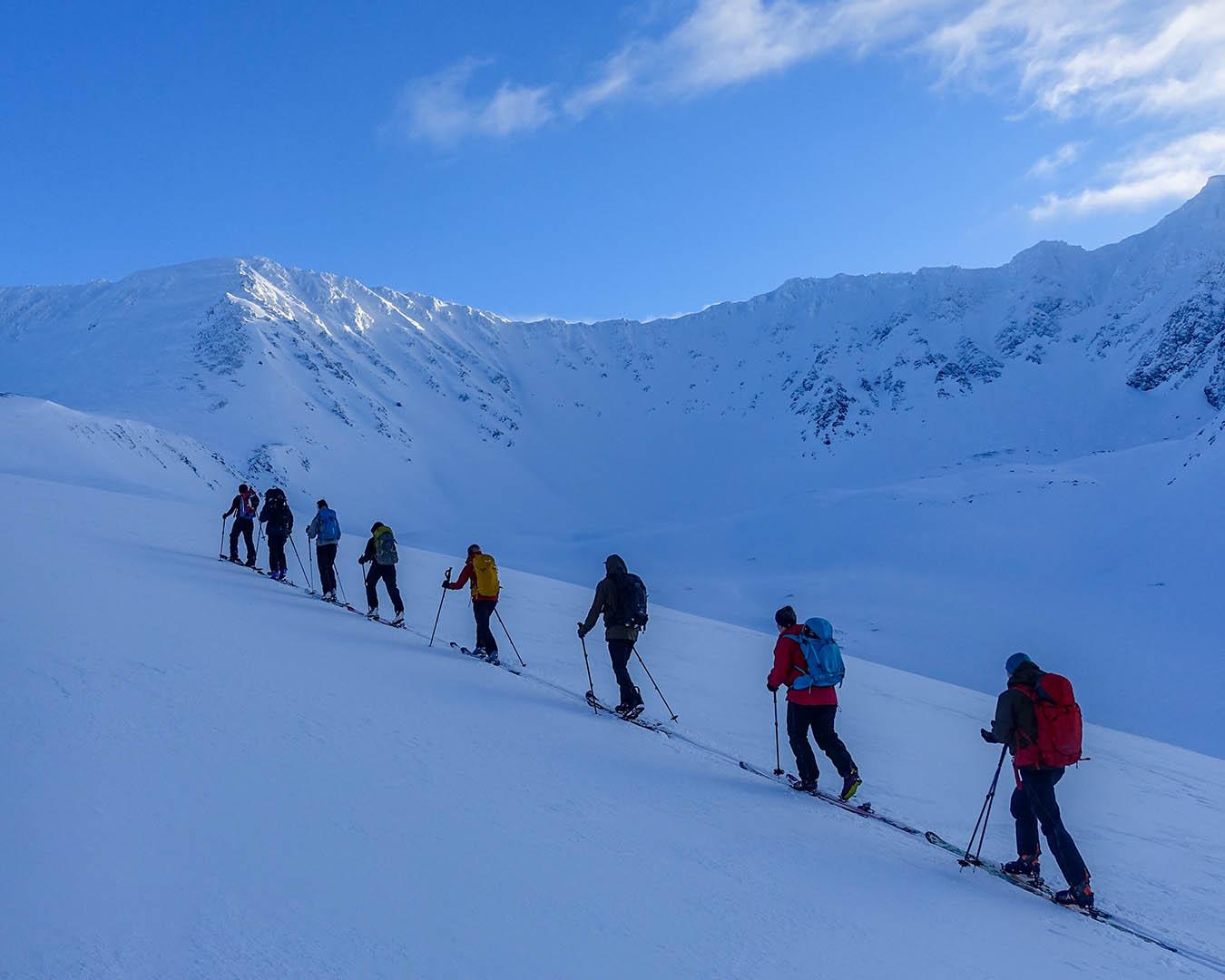 Lyngen Experience: A gem in the heart of the Lyngen Alps, Scan Magazine
