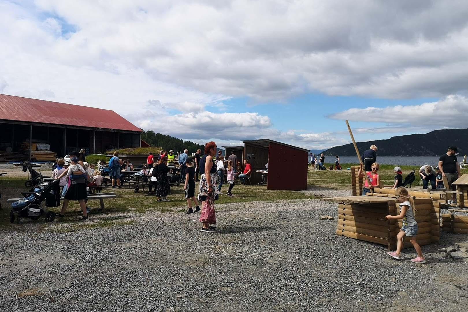 Norsk Sagbruksmuseum: A unique Norwegian time warp