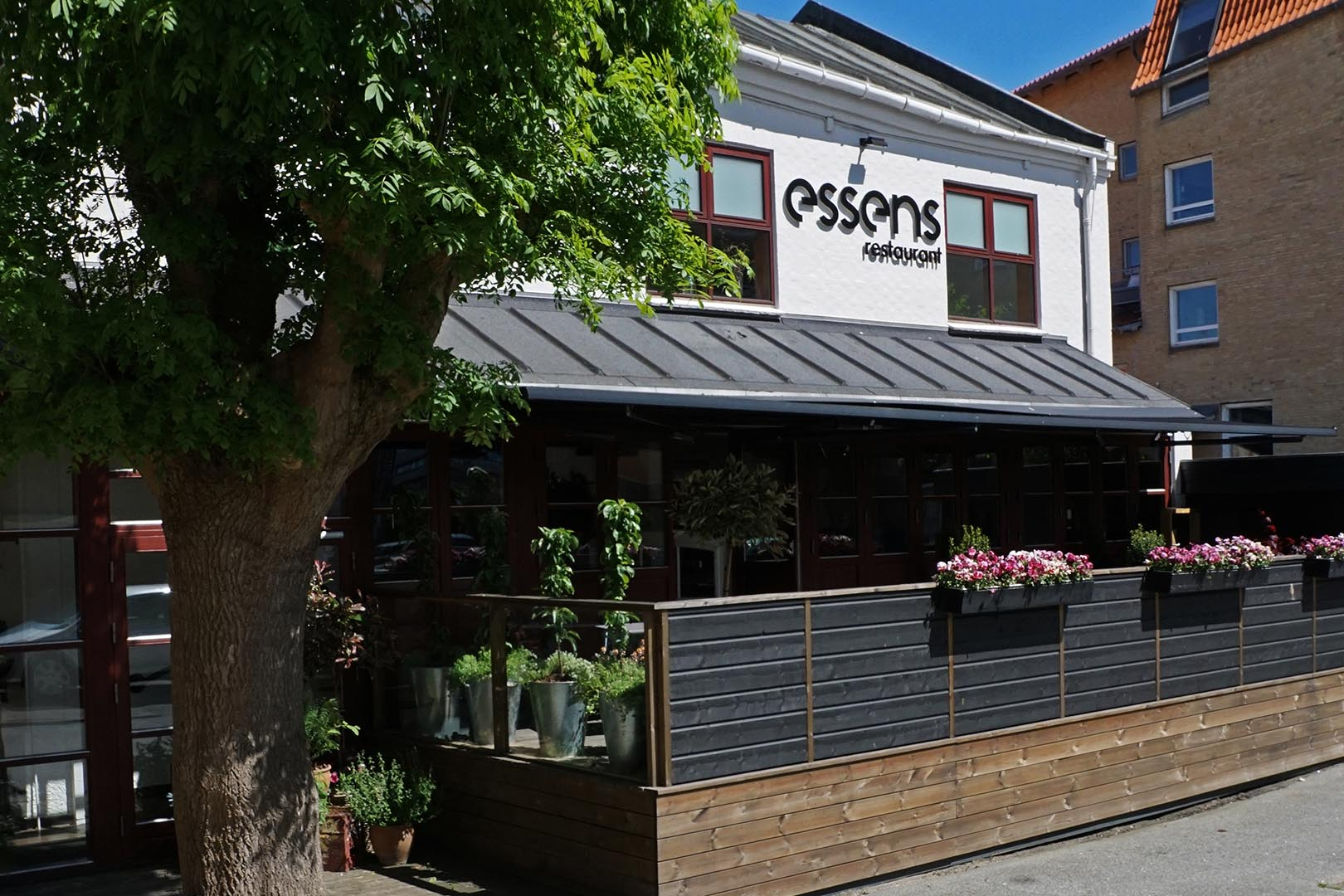 Restaurant Essens, Feel-good food in cosy surroundings, Scan Magazine