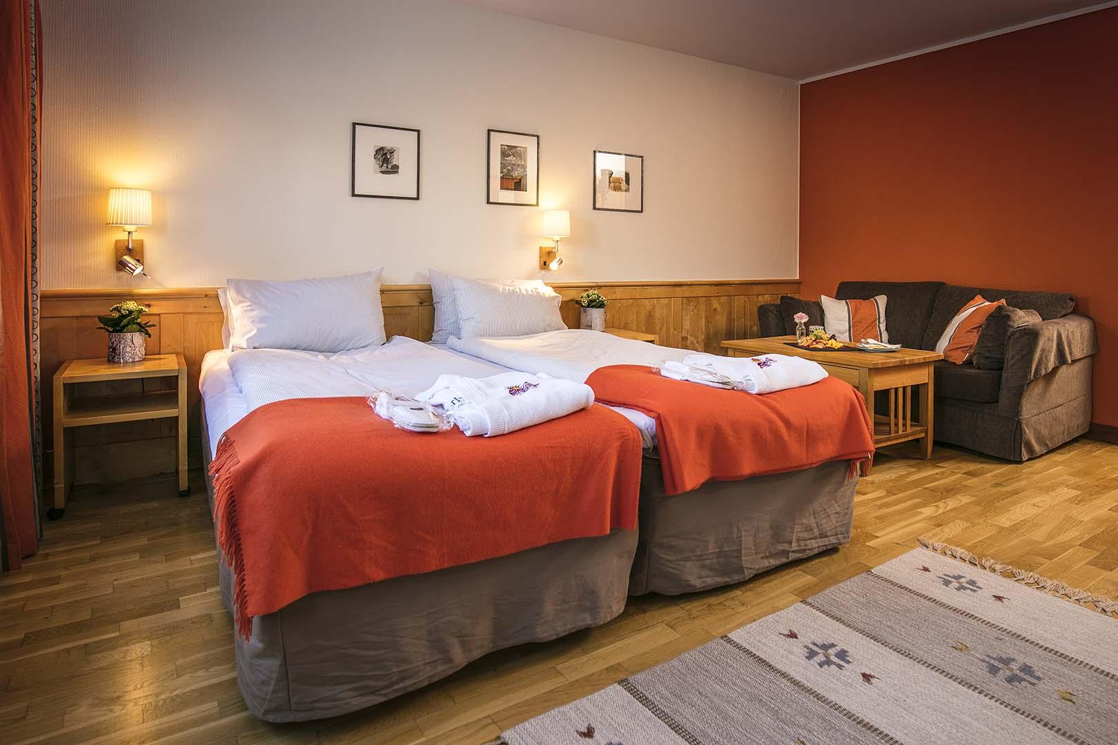 Storhogna Högfjällshotell & Spa: A different kind of spa experience