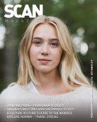 Scan Magazine, Issue 128, September 2019 Cover