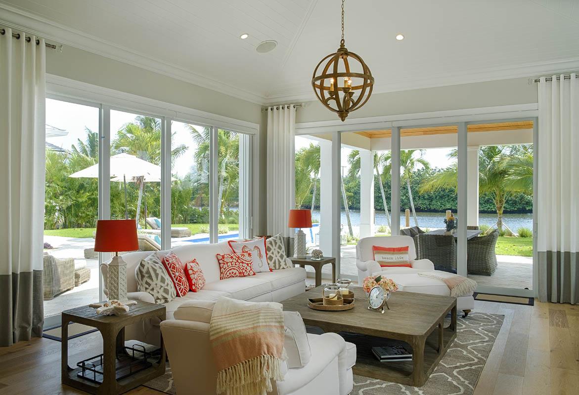 Project in Miami. Photo: Azure Development/Florida Sisustamo, Designing practical and beautiful spaces, Scan Magazine
